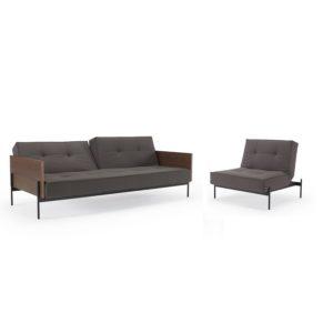 splitback-lauge-zitbank-slaapbank-met-splitback-lauge-stoel-set